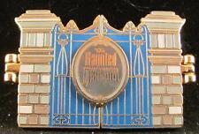 Walt Disney Studios Burbank (WDSB) Pin Haunted Mansion Leota Hinged Gate LE 300