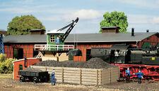 Auhagen Coal Bunker 11334   HO Scale (suit OO also)