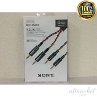 SONY Headphone cable 1.2 m MUC-B12BL1 for MDR-Z7 from Japan NEW F/S
