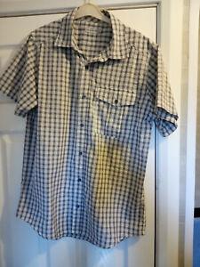 Mens Craghoppers shirt Size Medium
