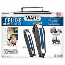 WAHL Deluxe 29-Piece Complete Hair Cutting Kit with Beard Trimmer / Case 1398697