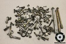 2000 HONDA CBR 900 RR MISC MISCELLANEOUS ASSORTED NUTS BOLTS OEM CBR900 * 00
