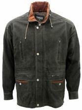 e68e355196eb Cappotti e giacche da uomo verde in pelle   Acquisti Online su eBay