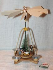 Midwest of Cannon Falls Eddie Walker Nativity Pyramid Candleholder