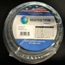 Matheson Select Pre-Cut Welding Cable 2 & 25'
