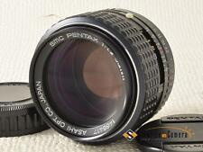 PENTAX SMC 50mm F1.2 K mount [NEAR N] from Japan (8711)