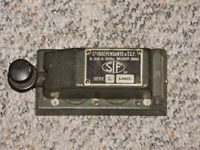 """TELEGRAPH KEY  by   FRENCH COMPANY  """"SIF"""""""