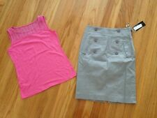Ann Taylor and Atelier Luxe Skirt Set - size S/2 - new!
