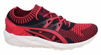 Asics Gel-Kayano True Red Knit Lace Up Mens Synthetic Trainers H7S4N 2323 U52