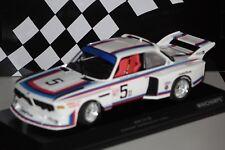 BMW 3.5 CSL 6h Watkins Glen 1979 #5 1:18 Minichamps 155792605 neu & OVP