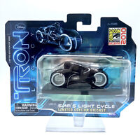 SAM'S LIGHT CYCLE DIECAST - SDCC Exclusive 3000pcs - Tron Legacy - Spin Master
