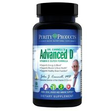 Dr. Cannell's Advanced D - Vitamin D Super Formula - 60 capsules - Purity Produc