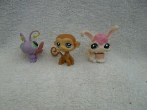 FIGURINE DE COLLECTION PETSHOP PET SHOP LOT N°08