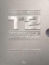 Terminator:2 Judgment Day-Arnold Schwarzenegger-1991-[3 DVD Box Set]-Movie-DVD