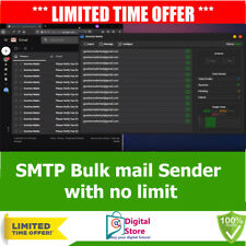 Best Bulk Email Sender Software ✔️ Unlimited Sending Unlimited SMTP/Pop3 Support