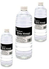 2 Litres White Vinegar Refined Non Toxic Limescale/Stain Remover Glass Cleaner