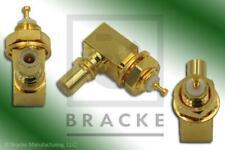 Ssmc Jack Bulkhead Right Angle Connector Turret Contact Bracke Bm61274