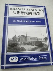 Branch Lines to Newquay: Vic Mitchell & Keith Smith, Middleton Press. GWR