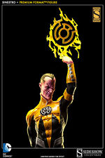 Sideshow Exclusive Sinestro Yellow Lantern Premium Format Statue PF Green LE 500