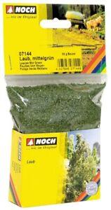 NOCH 07144 - Fogliame verde medio, 50 g