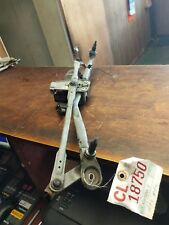 2008 Mazda 3 Front Windshield Wiper Motor Transmission Linkage