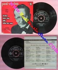 LP 45 7'' PAUL WESTON Stardust Moon song Adios Cuban love song no cd mc dvd (*)