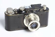Leica II camera black with Elmar 3.5/50mm Nickel  76895