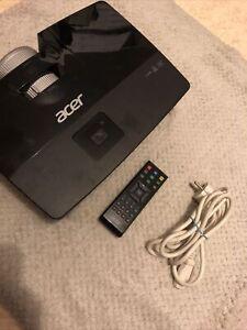 😍 Retro Video Projecteur Acer X113h 3d Ready Hdmi Dlp Usb Pc Video