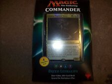 Magic the Gathering MTG Commander 2016 Breed Lethality NEW SEALED Deck FREE SHIP