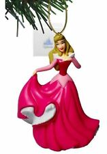 Disney Princess Aurora Christmas Tree Holiday Hanging Ornament Pvc Figure New