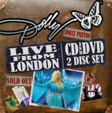 live From London 0886975909124 CD With DVD