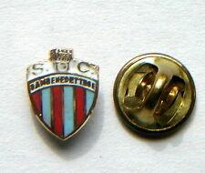 CALCIO football vecchia spilla distintivo pin S C SANBENEDETTESE Marche