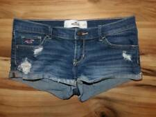womans juniors Hollister jeans deim shorts size 3