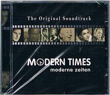 """Charlie Chaplin """"modern times"""" CD NEU OST (moderne zeiten) Original Soundtrack"""