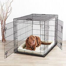 Jaula para Perro de Metal de 42x28x30