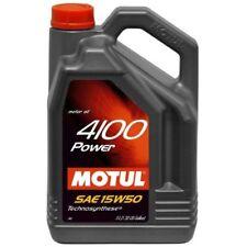 MOTUL 15W-50  4100 Power 5ltr(5,50? pro lit.) Motor?l Teilsynt.