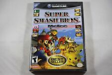 Super Smash Bros Melee (Nintendo Gamecube) NEW Factory Sealed Mint