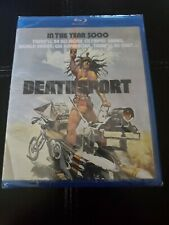 Deathsport (1978) (Blu-ray Disc) Scream Factory Limited to 1000 NEW RARE OOP