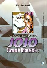 SC1168 - Manga - Star Comics - JoJo - Diamond is Unbreakable 8 - Nuovo !!!