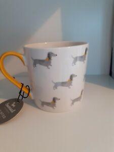 Dachshund Mug Sausage Dog Coffee Mug