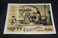 1963 California Lobby Card 63/98 Hamil Petroff James West (C-6)