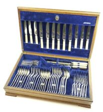 MAPPIN & WEBB Cutlery - LA REGENCE Pattern - 60 Piece Canteen for 6