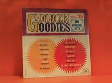 GOLDEN GOODIES VOL. 15 (DOO-WOP / NORTHERN SOUL) VARIOUS *SEALED*  LP RECORD -Z