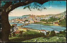 AX0179 Imperia - Provincia - Ventimiglia - Panorama - 1925 old postcard
