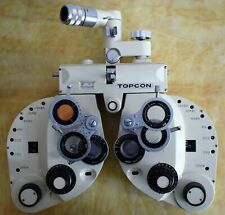 TOPCON MODEL-D / Phoropter Manual Refractor Vision Tester - Forottero Rifrattore
