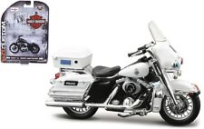 Harley Davidson 2004 FLHTPI Electra Glide Police, Maisto Motorrad Modell 1:24