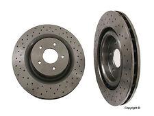 WD Express 405 26027 613 Front Disc Brake Rotor