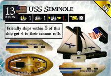 Pirates OF THE congelati Nord - 085 USS SEMINOLE