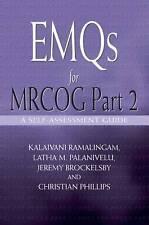 EMQs for MRCOG Part 2: A self-assessment guide: A self-assesment guide: Pt. 2, P