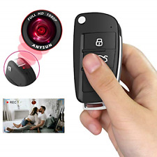 HD Camera Multifunctional Car Key Chain Detection Perfect Indoor Covert Security